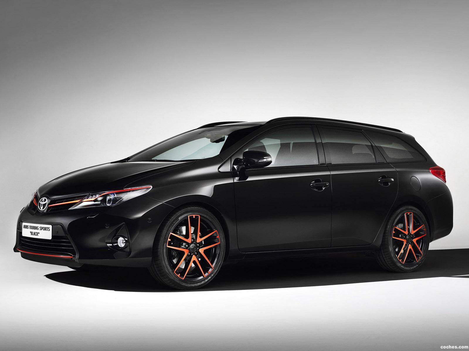 Foto 3 de Toyota Auris Touring Sports Black  2013