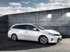 Ver foto 21 de Toyota Auris Touring Sports Hybrid 2013