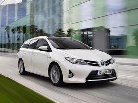 Ver foto 20 de Toyota Auris Touring Sports Hybrid 2013
