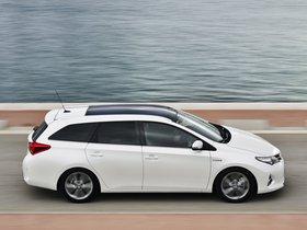 Ver foto 18 de Toyota Auris Touring Sports Hybrid 2013