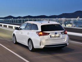 Ver foto 17 de Toyota Auris Touring Sports Hybrid 2013