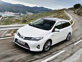 Ver foto 16 de Toyota Auris Touring Sports Hybrid 2013