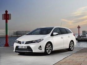 Ver foto 15 de Toyota Auris Touring Sports Hybrid 2013