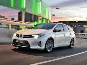 Ver foto 13 de Toyota Auris Touring Sports Hybrid 2013