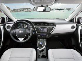 Ver foto 12 de Toyota Auris Touring Sports Hybrid 2013