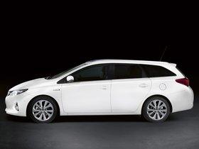 Ver foto 29 de Toyota Auris Touring Sports Hybrid 2013