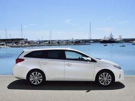 Ver foto 8 de Toyota Auris Touring Sports Hybrid 2013