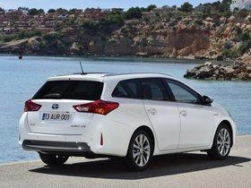 Ver foto 7 de Toyota Auris Touring Sports Hybrid 2013