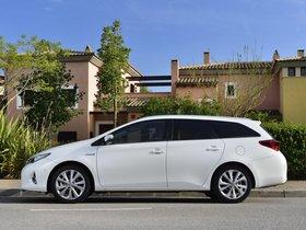 Ver foto 6 de Toyota Auris Touring Sports Hybrid 2013