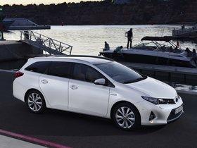 Ver foto 4 de Toyota Auris Touring Sports Hybrid 2013