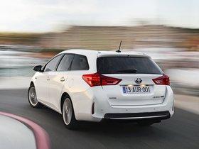 Ver foto 2 de Toyota Auris Touring Sports Hybrid 2013