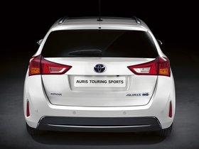 Ver foto 27 de Toyota Auris Touring Sports Hybrid 2013