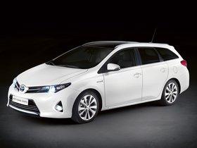 Ver foto 25 de Toyota Auris Touring Sports Hybrid 2013