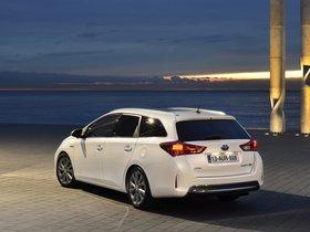 Ver foto 23 de Toyota Auris Touring Sports Hybrid 2013