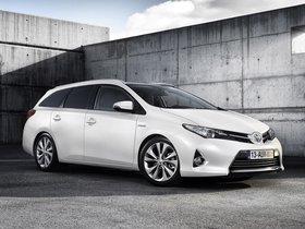 Ver foto 22 de Toyota Auris Touring Sports Hybrid 2013