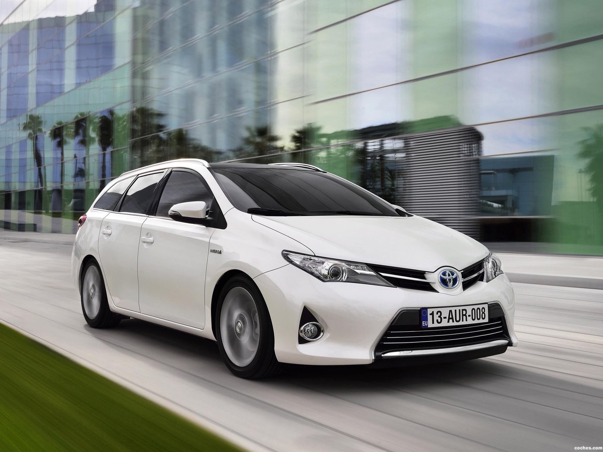 Foto 19 de Toyota Auris Touring Sports Hybrid 2013