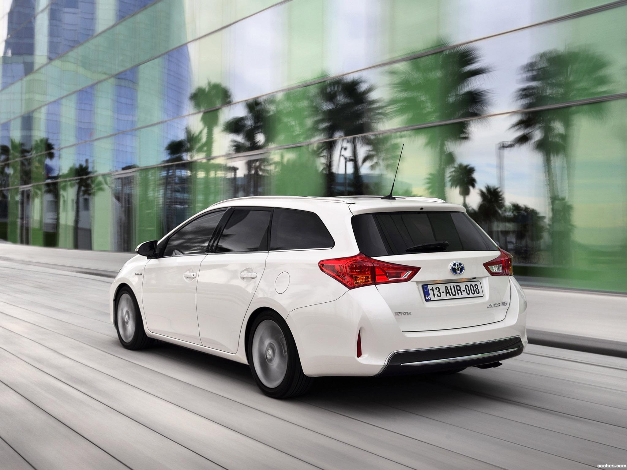 Foto 18 de Toyota Auris Touring Sports Hybrid 2013