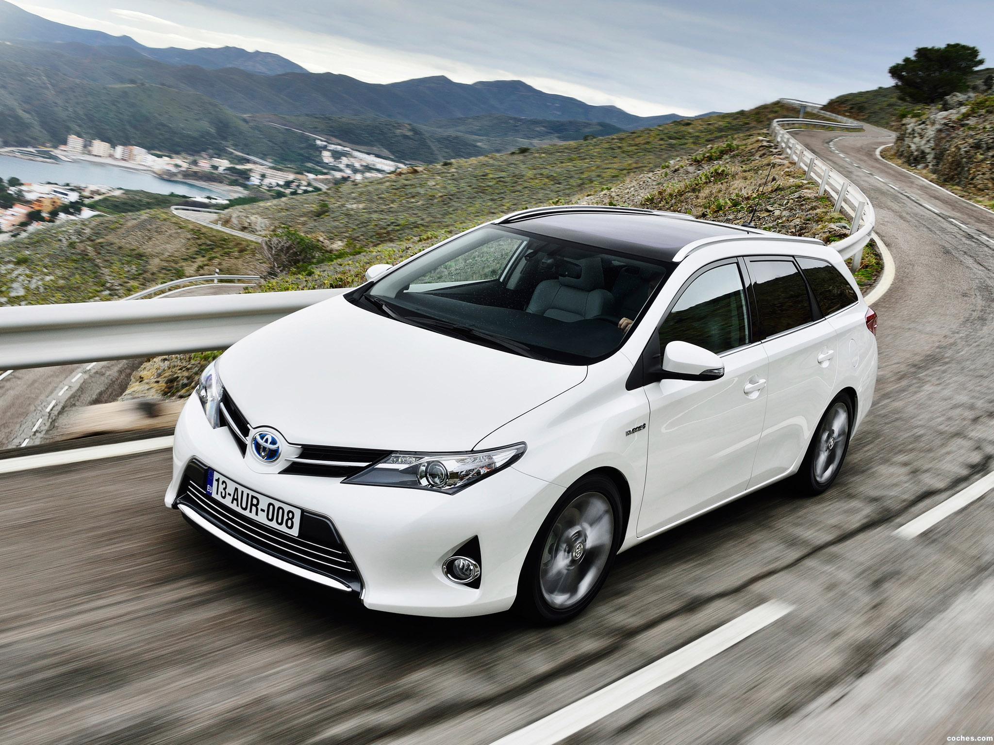 Foto 15 de Toyota Auris Touring Sports Hybrid 2013