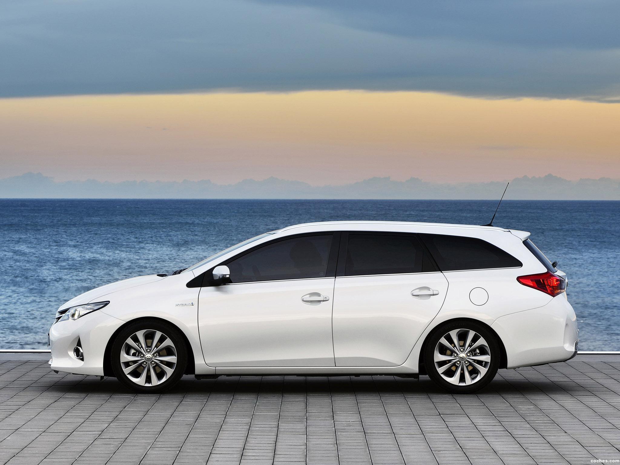 Foto 13 de Toyota Auris Touring Sports Hybrid 2013