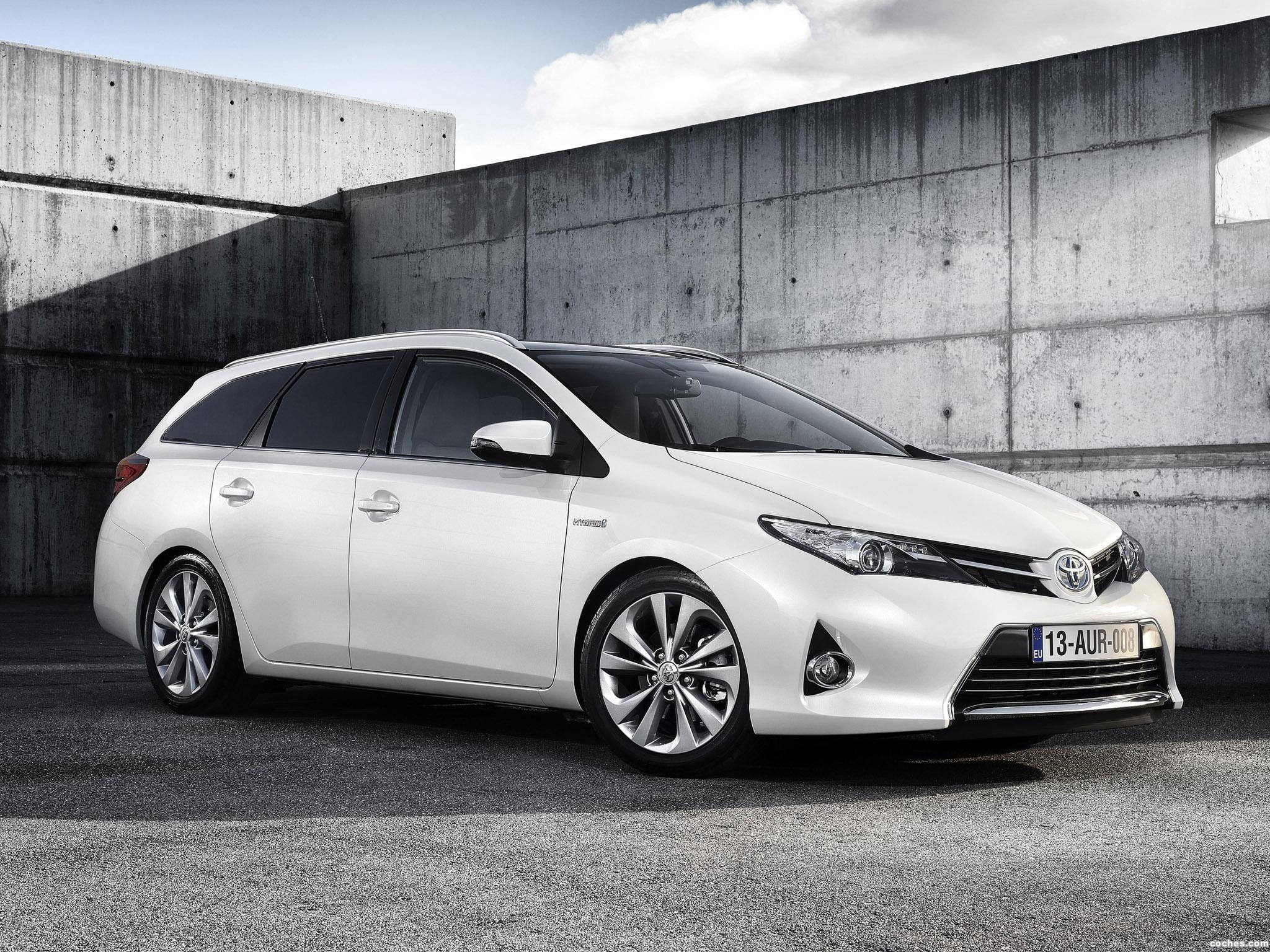 Foto 21 de Toyota Auris Touring Sports Hybrid 2013