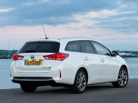 Ver foto 15 de Toyota Auris Touring Sports Hybrid UK 2013