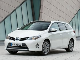 Ver foto 14 de Toyota Auris Touring Sports Hybrid UK 2013