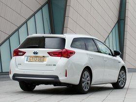 Ver foto 13 de Toyota Auris Touring Sports Hybrid UK 2013