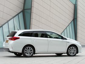 Ver foto 12 de Toyota Auris Touring Sports Hybrid UK 2013