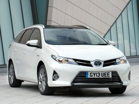 Ver foto 11 de Toyota Auris Touring Sports Hybrid UK 2013