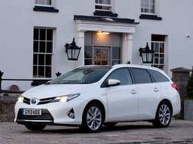 Ver foto 10 de Toyota Auris Touring Sports Hybrid UK 2013