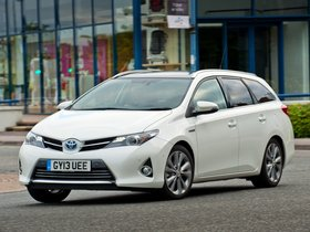 Ver foto 9 de Toyota Auris Touring Sports Hybrid UK 2013