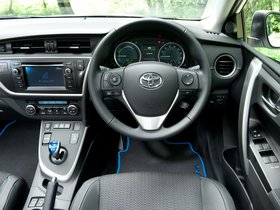 Ver foto 23 de Toyota Auris Touring Sports Hybrid UK 2013