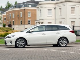 Ver foto 5 de Toyota Auris Touring Sports Hybrid UK 2013