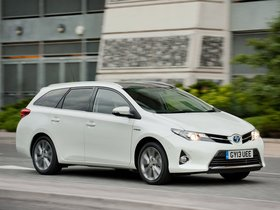 Ver foto 4 de Toyota Auris Touring Sports Hybrid UK 2013