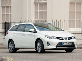 Ver foto 3 de Toyota Auris Touring Sports Hybrid UK 2013
