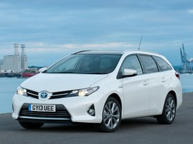 Ver foto 17 de Toyota Auris Touring Sports Hybrid UK 2013