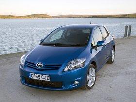 Ver foto 3 de Toyota Auris UK 2010
