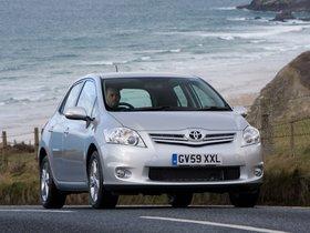 Ver foto 38 de Toyota Auris UK 2010