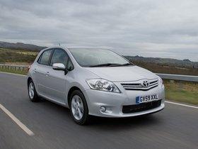 Ver foto 35 de Toyota Auris UK 2010