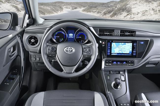 Foto 39 de Toyota Auris 2015