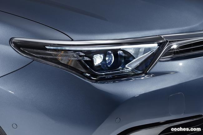Foto 36 de Toyota Auris 2015