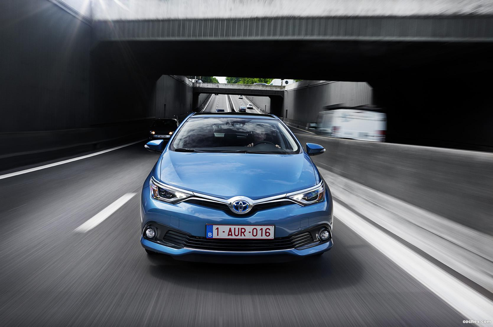 Foto 21 de Toyota Auris 2015