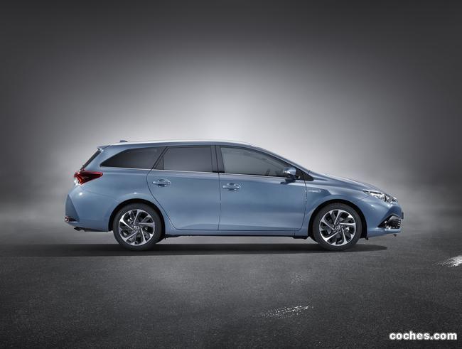Foto 52 de Toyota Auris 2015