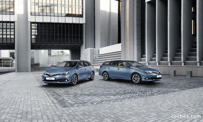 Foto 49 de Toyota Auris 2015