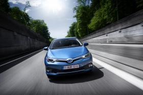 Ver foto 20 de Toyota Auris 2015