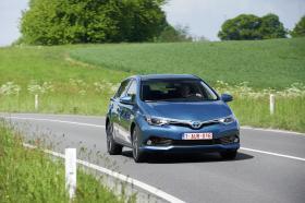 Ver foto 13 de Toyota Auris 2015