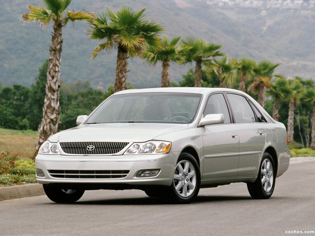 Foto 0 de Toyota Avalon 2000