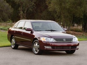 Fotos de Toyota Avalon 2003