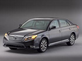 Ver foto 7 de Toyota Avalon 2010