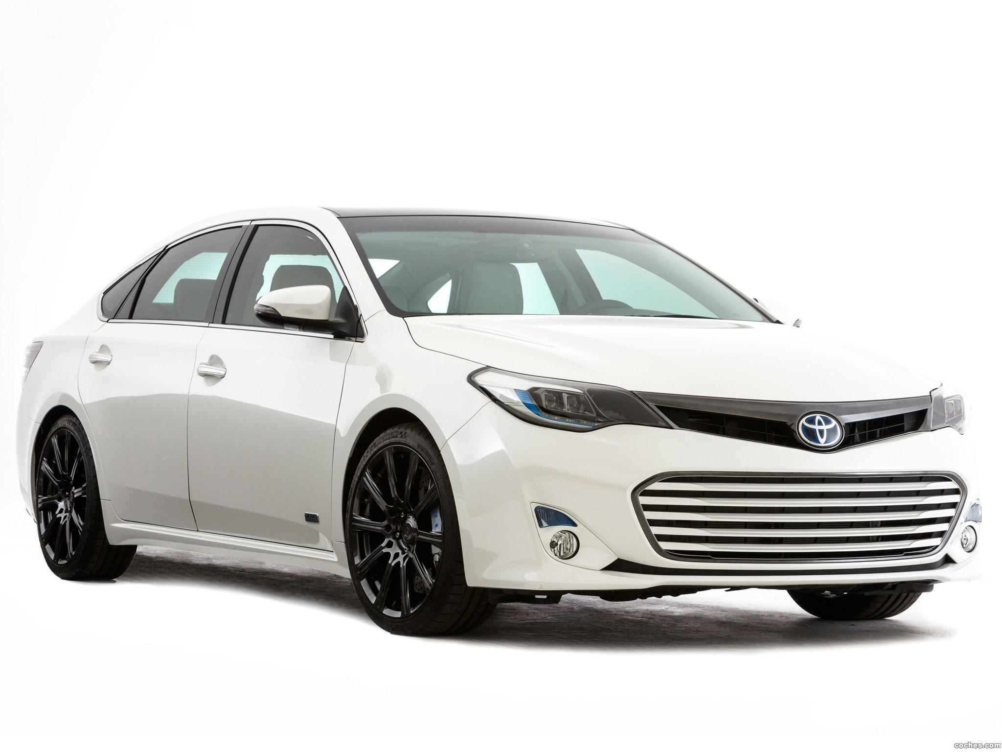 Foto 0 de Toyota Avalon HV Edition 2012